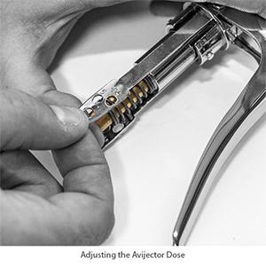 Adjustable Self-Refilling Syringes